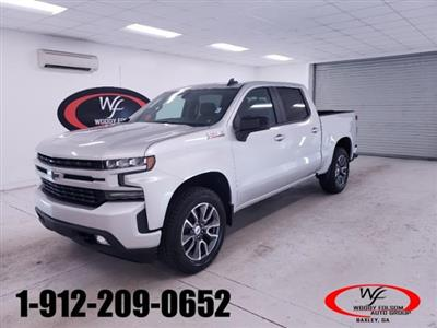 2020 Chevrolet Silverado 1500 Crew Cab 4x4, Pickup #TC071401 - photo 1