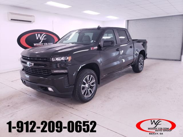 2020 Chevrolet Silverado 1500 Crew Cab 4x4, Pickup #TC071402 - photo 1