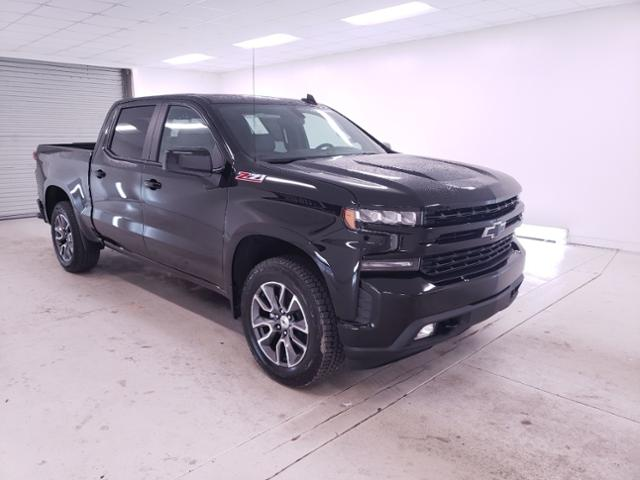 2020 Chevrolet Silverado 1500 Crew Cab 4x4, Pickup #TC071402 - photo 10
