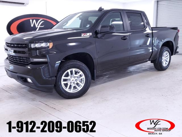 2020 Chevrolet Silverado 1500 Crew Cab 4x4, Pickup #TC071708 - photo 1