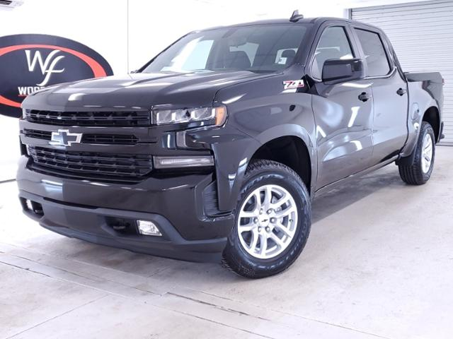 2020 Chevrolet Silverado 1500 Crew Cab 4x4, Pickup #TC071708 - photo 3