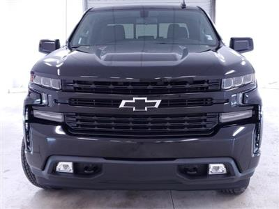2020 Chevrolet Silverado 1500 Crew Cab 4x4, Pickup #TC071708 - photo 4
