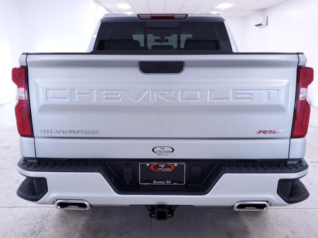 2020 Chevrolet Silverado 1500 Crew Cab 4x4, Pickup #TC072706 - photo 6
