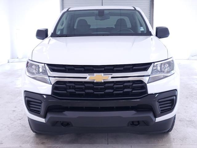 2021 Chevrolet Colorado Crew Cab 4x4, Pickup #TC072803 - photo 3
