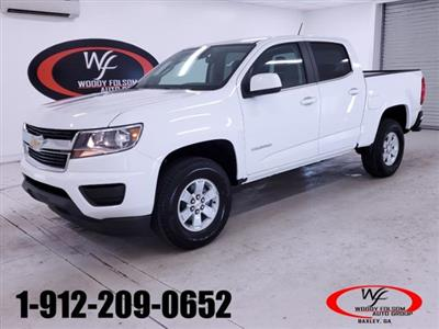 2020 Chevrolet Colorado Crew Cab RWD, Pickup #TC073105 - photo 1