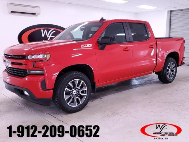 2020 Chevrolet Silverado 1500 Crew Cab 4x4, Pickup #TC081406 - photo 1