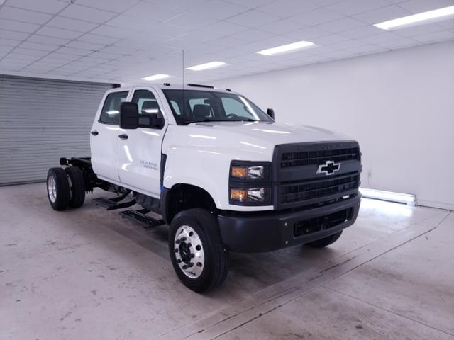 2020 Chevrolet Silverado Medium Duty Crew Cab DRW 4x4, Cab Chassis #TC081509 - photo 10