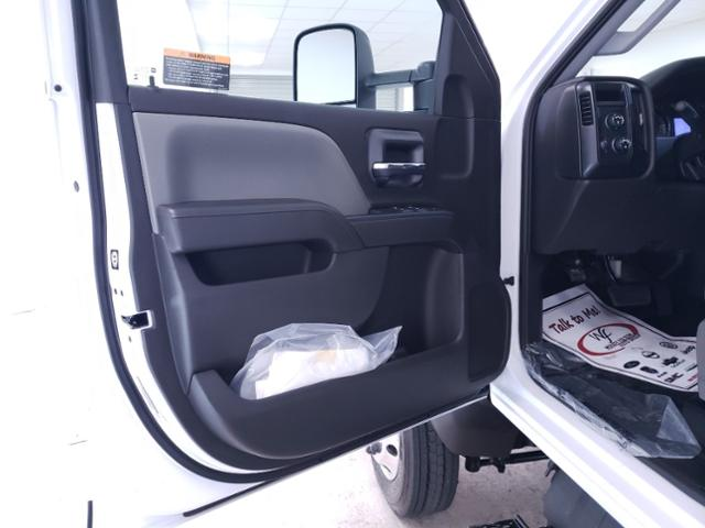 2020 Chevrolet Silverado Medium Duty Crew Cab DRW 4x4, Cab Chassis #TC081509 - photo 11