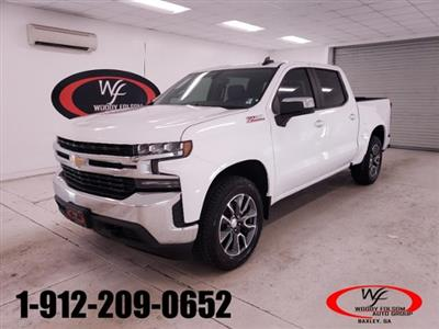 2020 Chevrolet Silverado 1500 Crew Cab 4x4, Pickup #TC081606 - photo 1