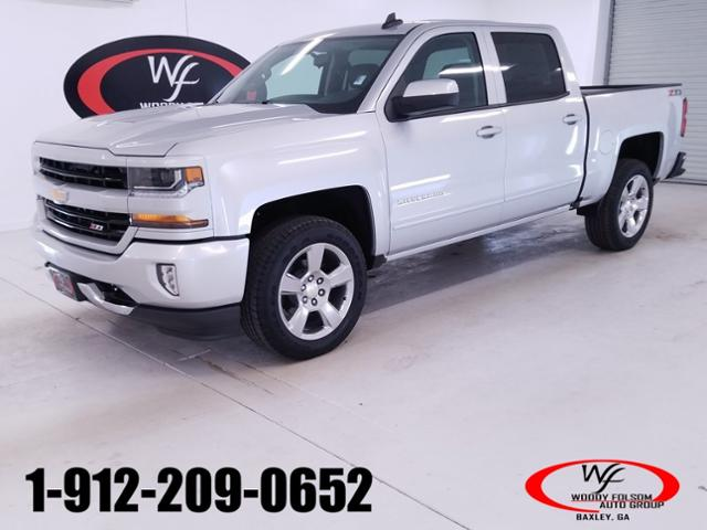 2018 Silverado 1500 Crew Cab 4x4,  Pickup #TC081884 - photo 1