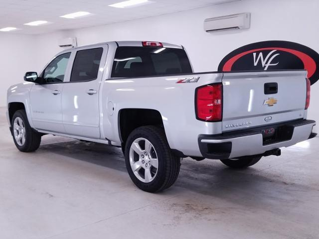 2018 Silverado 1500 Crew Cab 4x4,  Pickup #TC081884 - photo 2