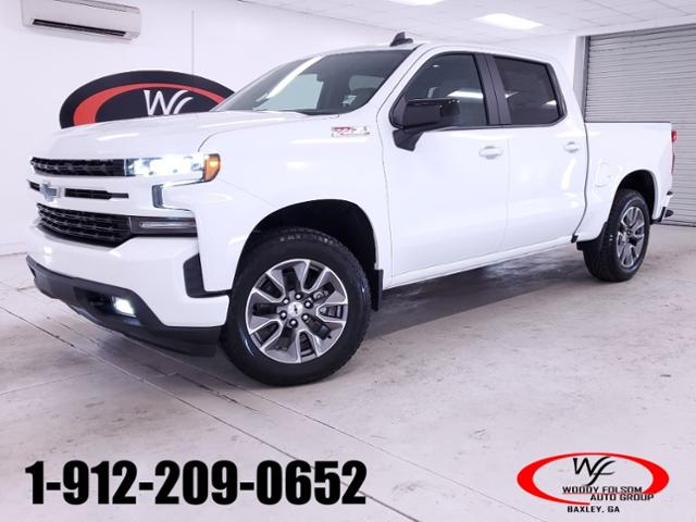 2020 Chevrolet Silverado 1500 Crew Cab 4x4, Pickup #TC081905 - photo 1