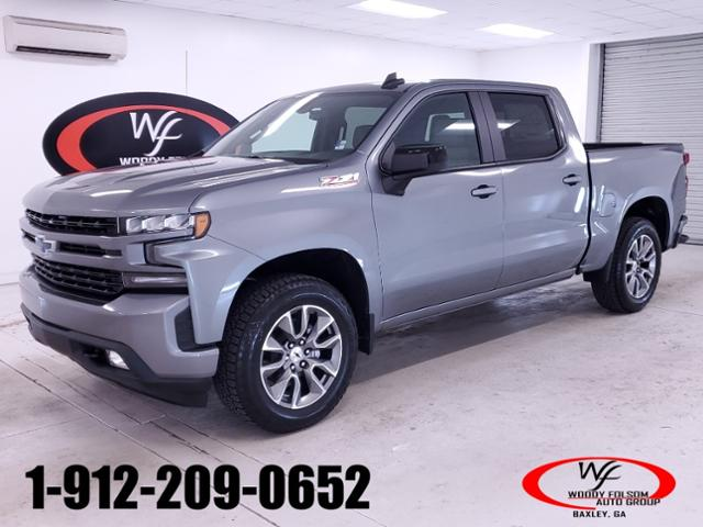 2020 Chevrolet Silverado 1500 Crew Cab 4x4, Pickup #TC082702 - photo 1