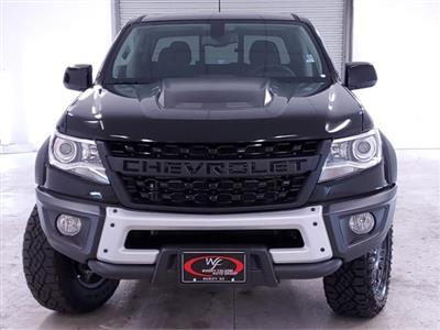 2021 Chevrolet Colorado Crew Cab 4x4, Pickup #TC091005 - photo 3