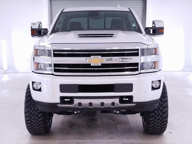 2019 Silverado 2500 Crew Cab 4x4,  Pickup #TC091089 - photo 4