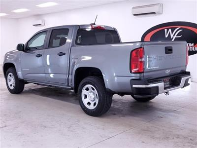 2021 Chevrolet Colorado Crew Cab RWD, Pickup #TC092502 - photo 2
