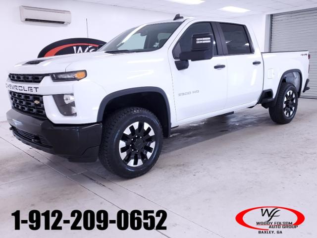 2020 Chevrolet Silverado 2500 Crew Cab 4x4, Pickup #TC092504 - photo 1