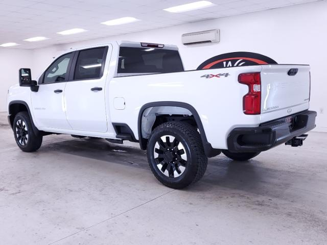 2020 Chevrolet Silverado 2500 Crew Cab 4x4, Pickup #TC092504 - photo 2
