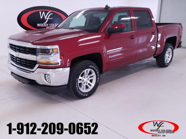 2018 Silverado 1500 Crew Cab 4x4,  Pickup #TC102188 - photo 1
