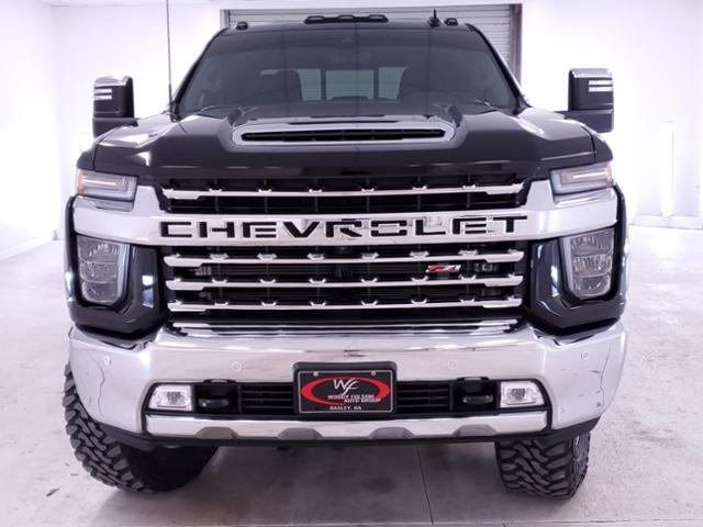 2020 Silverado 2500 Crew Cab 4x4, Pickup #TC102399 - photo 4