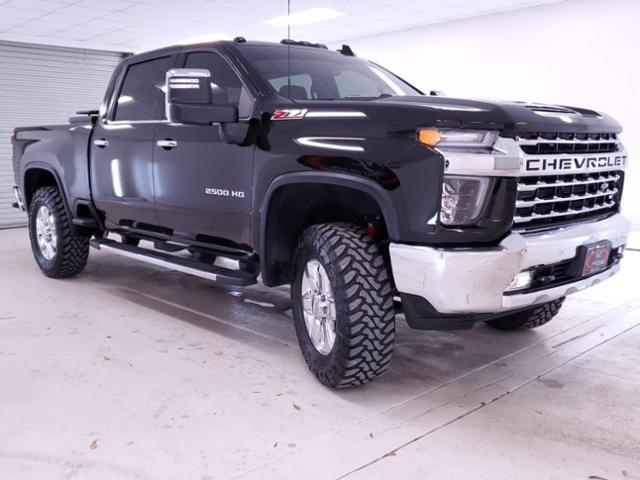 2020 Silverado 2500 Crew Cab 4x4, Pickup #TC102399 - photo 6