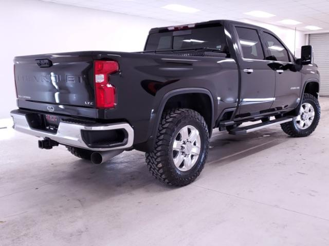 2020 Silverado 2500 Crew Cab 4x4, Pickup #TC102399 - photo 7