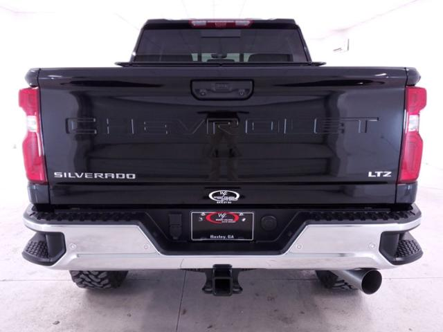 2020 Silverado 2500 Crew Cab 4x4, Pickup #TC102399 - photo 8
