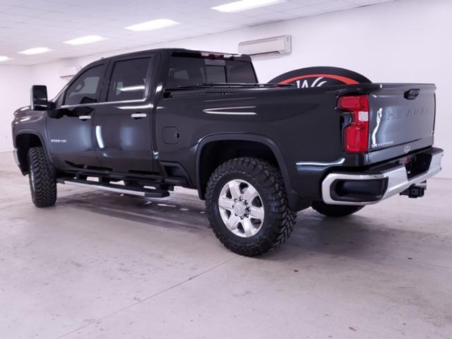 2020 Silverado 2500 Crew Cab 4x4, Pickup #TC102399 - photo 9