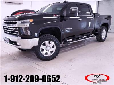 2020 Silverado 2500 Crew Cab 4x4, Pickup #TC102399 - photo 1