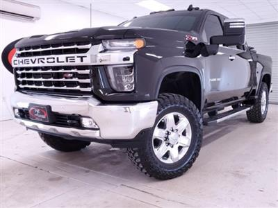 2020 Silverado 2500 Crew Cab 4x4, Pickup #TC102399 - photo 3