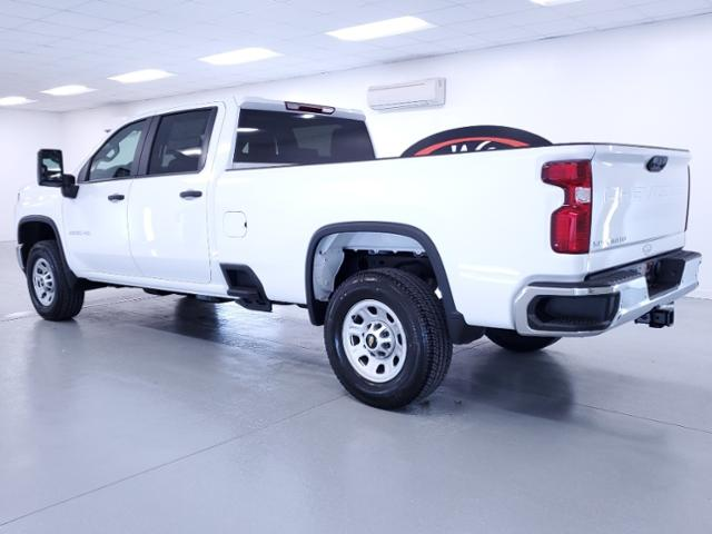 2021 Chevrolet Silverado 2500 Crew Cab 4x4, Pickup #TC103102 - photo 2