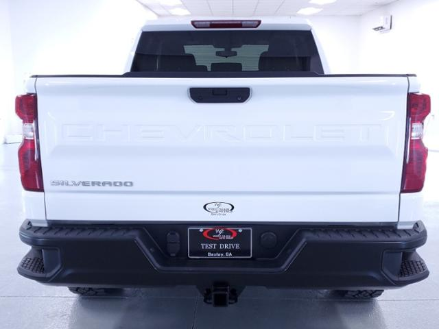 2021 Chevrolet Silverado 1500 Double Cab 4x4, Pickup #TC110102 - photo 6