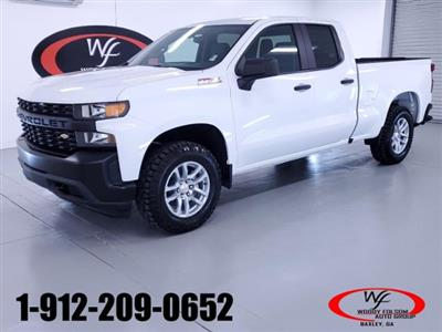 2021 Chevrolet Silverado 1500 Double Cab 4x4, Pickup #TC110102 - photo 1