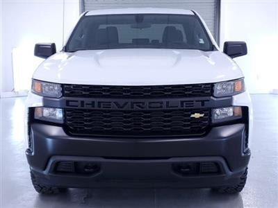 2021 Chevrolet Silverado 1500 Double Cab 4x4, Pickup #TC110102 - photo 3