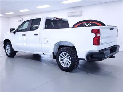 2021 Chevrolet Silverado 1500 Double Cab 4x4, Pickup #TC110102 - photo 2