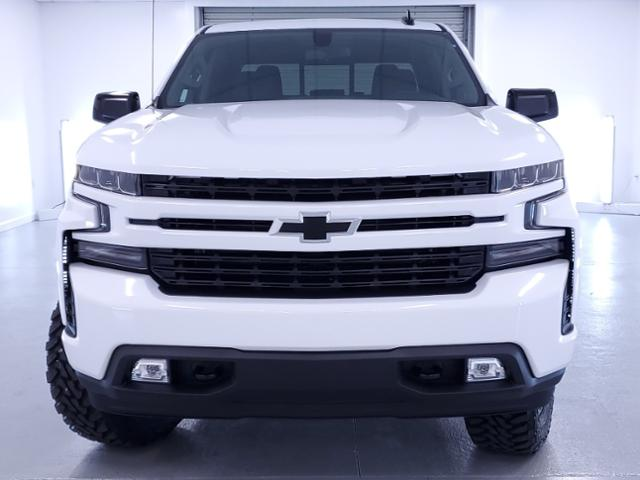 2021 Chevrolet Silverado 1500 Crew Cab 4x4, Pickup #TC111105 - photo 3