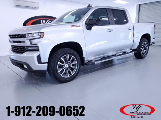 2021 Chevrolet Silverado 1500 Crew Cab 4x4, Pickup #TC111109 - photo 1