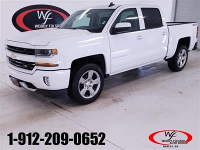 2018 Silverado 1500 Crew Cab 4x4,  Pickup #TC112489 - photo 1