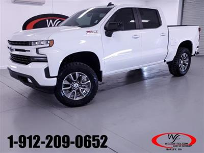 2021 Chevrolet Silverado 1500 Crew Cab 4x4, Pickup #TC112603 - photo 1