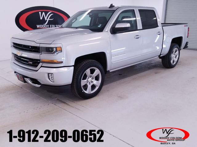 2018 Silverado 1500 Crew Cab 4x4,  Pickup #TC112681 - photo 1