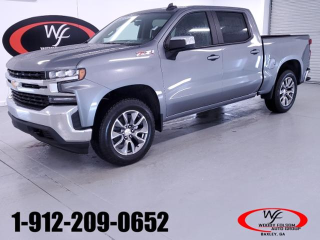 2021 Chevrolet Silverado 1500 Crew Cab 4x4, Pickup #TC121501 - photo 1