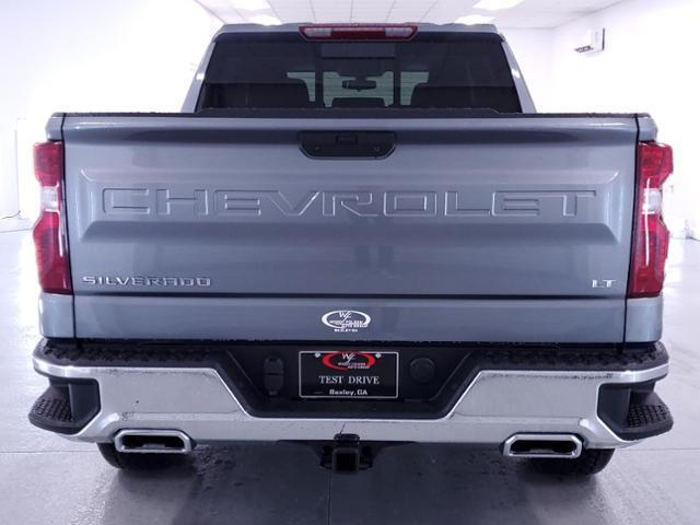 2021 Chevrolet Silverado 1500 Crew Cab 4x4, Pickup #TC121501 - photo 6