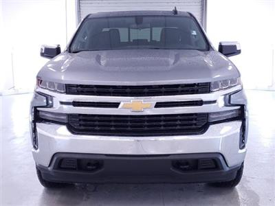 2021 Chevrolet Silverado 1500 Crew Cab 4x4, Pickup #TC121501 - photo 3