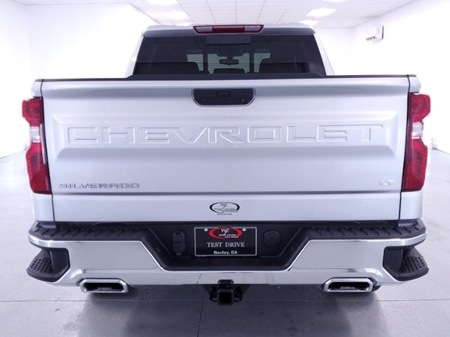 2021 Chevrolet Silverado 1500 Crew Cab 4x4, Pickup #TC121700 - photo 6