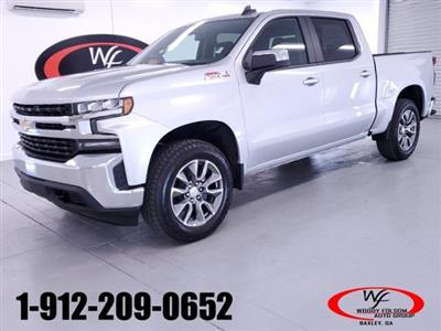 2021 Chevrolet Silverado 1500 Crew Cab 4x4, Pickup #TC121700 - photo 1