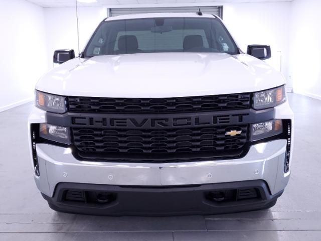 2021 Chevrolet Silverado 1500 Regular Cab 4x4, Pickup #TC122600 - photo 3