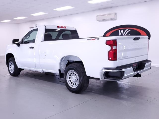 2021 Chevrolet Silverado 1500 Regular Cab 4x4, Pickup #TC122600 - photo 2