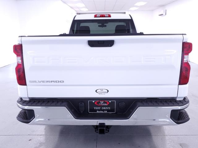 2021 Chevrolet Silverado 1500 Regular Cab 4x4, Pickup #TC122600 - photo 7