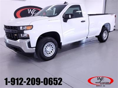 2021 Chevrolet Silverado 1500 Regular Cab 4x4, Pickup #TC122600 - photo 1