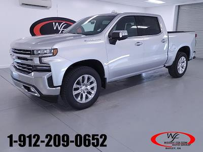 2021 Chevrolet Silverado 1500 Crew Cab 4x2, Pickup #TC122706 - photo 1